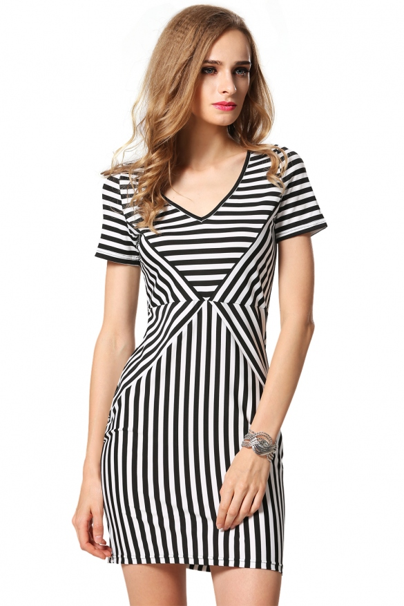 http://www.dresslink.com/zeagoo-women-vneck-short-sleeve-dress-stripe-patchwork-high-waist-mini-pencil-dress-p-28833.html?offer_id=2&aff_id=1098&source=Event&aff_sub=DESIGNER